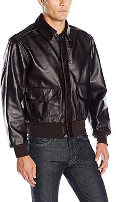 Cockpit USA Men's Leather Jacket