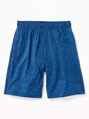 Old Navy Space-Dye Jersey Performance Shorts for Boys