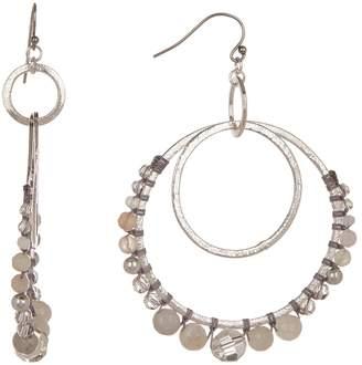 Chan Luu Semiprecious Stone & Crystal Earrings