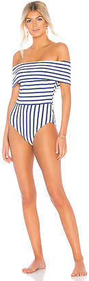 Solid & Striped The Vera One Piece