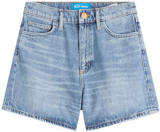 MiH Jeans Jeanne Denim Shorts