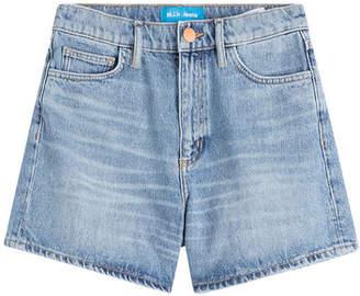MiH Jeans Jeanne Denim Shorts