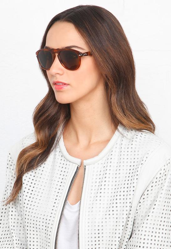 Persol PO0649 52 Suprema Sunglasses -