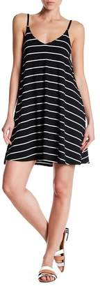 Angie V-Neck Stripe Dress $49.99 thestylecure.com