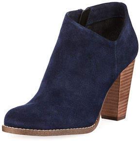 Splendid Daphne Suede Ankle Booties