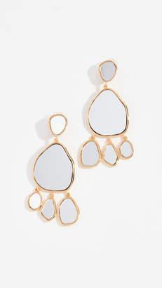 Aurelie Bidermann Ciottolo Pendant Earrings