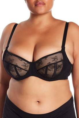 Parfait Padded Lace Bra (C-G Cups)
