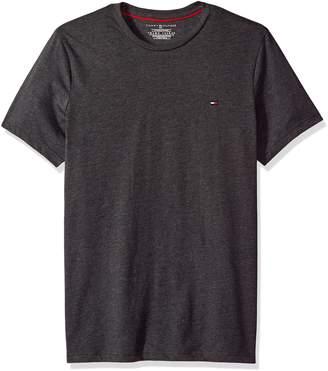 Tommy Hilfiger Men's Short Sleeve Crew Neck Flag Graphic T-Shirt