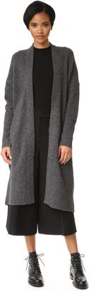 DKNY Pure DKNY Drop Shoulder Cardi Coat $498 thestylecure.com