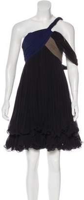 Derek Lam Silk Cocktail Dress