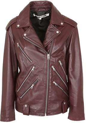McQ Zipped Biker Jacket