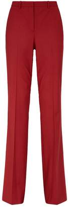 Theory Wool Suit Trousers
