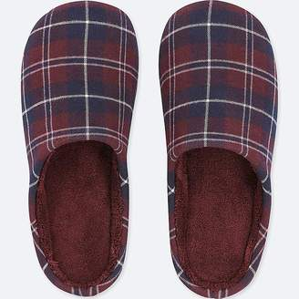 Uniqlo Patterned Room Shoes