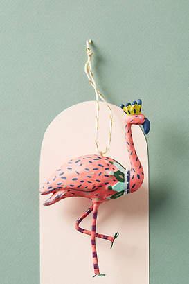 Anthropologie Regal Bird Ornament