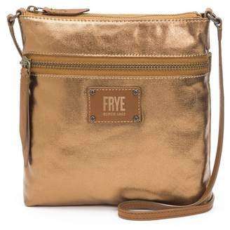 Frye Ivy Metallic Nylon Crossbody Bag