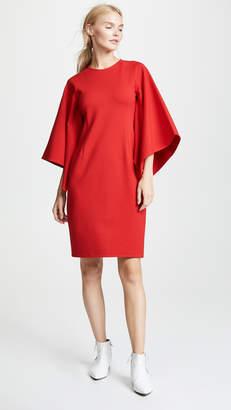RHIE Draped Sleeve Dress