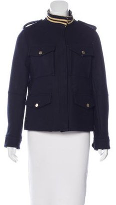 Zadig & Voltaire Kapoi Wool Jacket $230 thestylecure.com