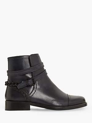 Bertie Proseper Buckle Ankle Boots
