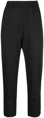 Barena cropped straight trousers