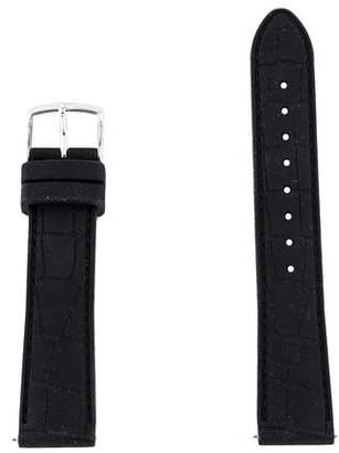 Michele 18mm Silicone Watch Strap