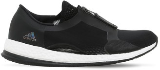 adidas PUREBOOST X SNEAKERS WITH ZIP
