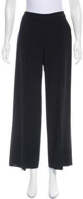 Chanel Mid-Rise Wool Pants