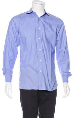 Ralph Lauren Purple Label Woven Dress Shirt