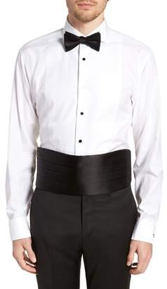 Nordstrom Silk Cummerbund & Pre-Tied Bow Tie Set