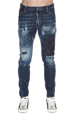 DSQUARED2 Classic Kenny Twist Jeans