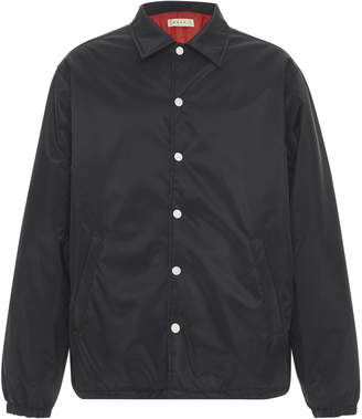 Marni Padded Technical Bomber Jacket