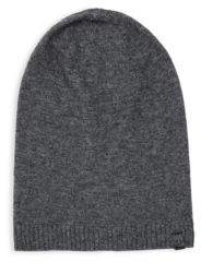 True Religion Slouch Ribbed Beanie