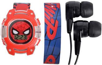 Marvel Unisex Adult Multicolor Watch Boxed Set-Spd40007jc