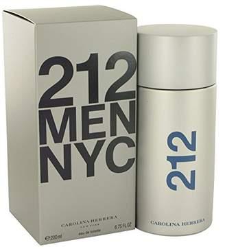 Carolina Herrera 212 by Eau De Toilette Spray 6.8 oz for Men - 100% Authentic