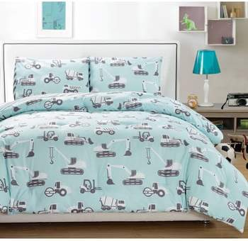 LALA + BASH Tommy Duvet Cover & Sham Set