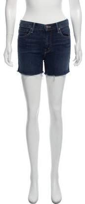 Mother Mini Shorts