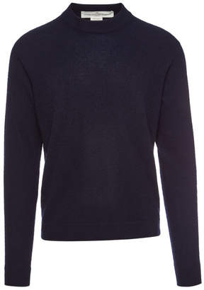 Golden Goose Lewis Pullover in Fleece Wool and Cashmere