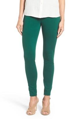 Women's Chaus Ponte Knit Leggings $59 thestylecure.com