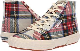 Superga Women's 2795 TARTANBINW Sneaker