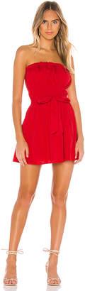 Majorelle Sailor Mini Dress