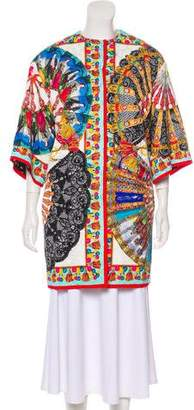 Dolce & Gabbana 2016 Sicilian Folklore Coat