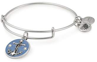 Alex and Ani Anchor Color Infusion Wire Adjustable Bracelet