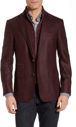 Robert Graham Downhill Sport Coat with Removable Bib