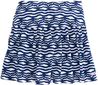 Vineyard Vines Girls Whale Tail Wave Skirt