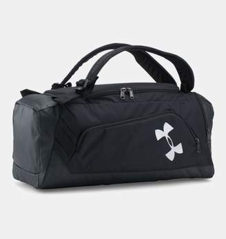 under armour hustle duffel bag