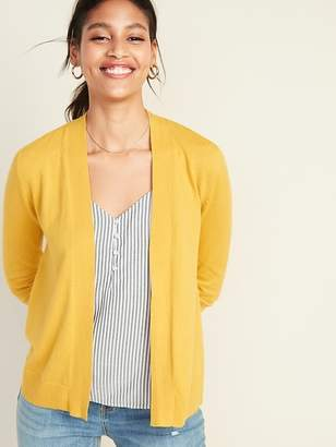 Old Navy Short Open-Front Sweater for Women