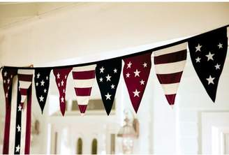 Americana Plow & Hearth Stars and Stripes Pennant