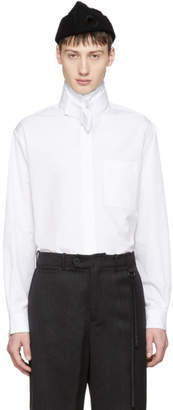 Craig Green White Core Strap Shirt