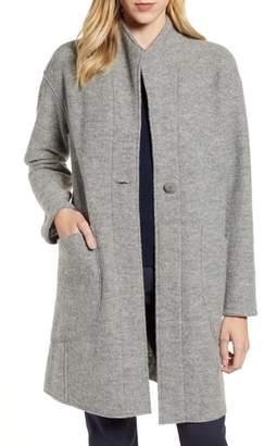 Fleurette Teddy Wool Coat