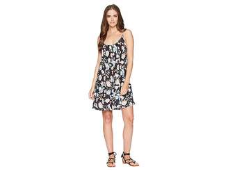 Kenneth Cole Jardin Swing Tank Dress Cover-Up Women's Swimwear