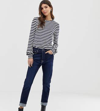 Oasis long sleeve t-shirt in stripe